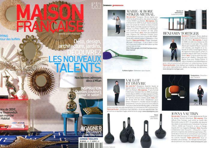 Maison Française - mai 2011