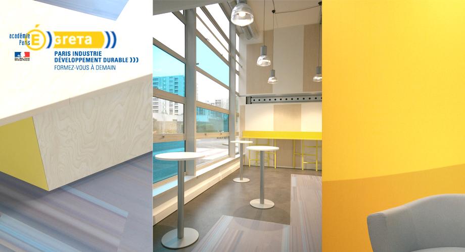 centre de formation greta gpi2d paris 19 me designer architecte d 39 int rieur. Black Bedroom Furniture Sets. Home Design Ideas