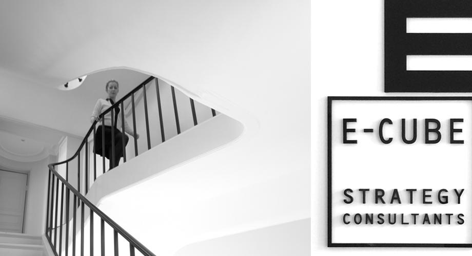 Bureaux de la soci t e cube strategy consultants paris - Cabinet d architecture d interieur paris ...